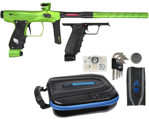 Shocker Paintball Gun Package Kit - AMP Electronic w/ Mechanical Frame
