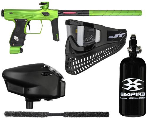Shocker Paintball Gun Package Kit - AMP Electronic - Super