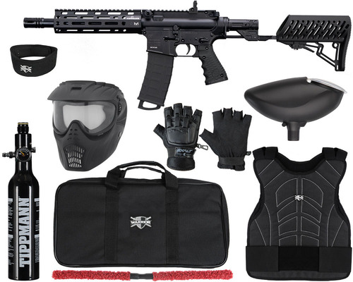 Tippmann Gun Kit - TMC Elite - Level 1 Protector