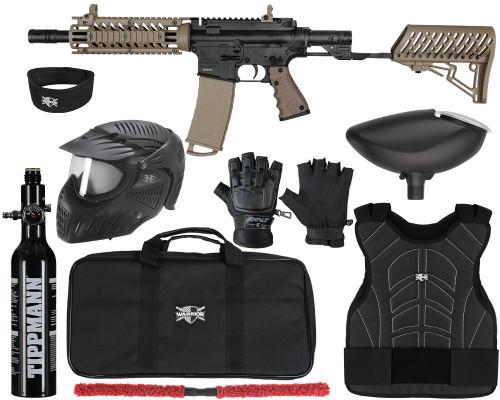 Tippmann Gun Kit - TMC w/ Air-Thru Stock - Level 2 Protector