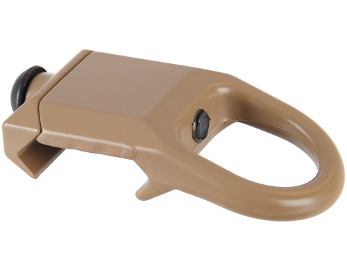 Warrior Sling Adapter - Steel Mount Plate - Tan