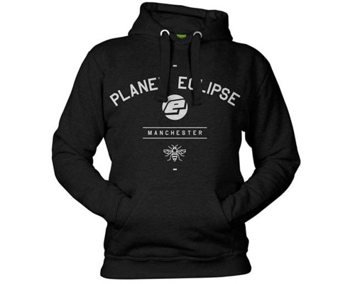 Planet Eclipse Hooded Pullover Sweatshirt