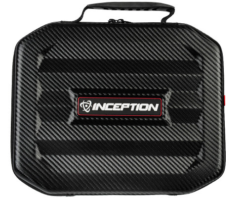 Inception Designs Small Carbon Fiber Protective Gun Case