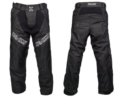 HK Army HSTL Tournament Paintball Pants - Black