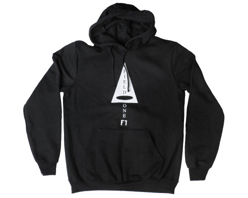 Field One Hooded Pull Over Sweatshirt - Basic
