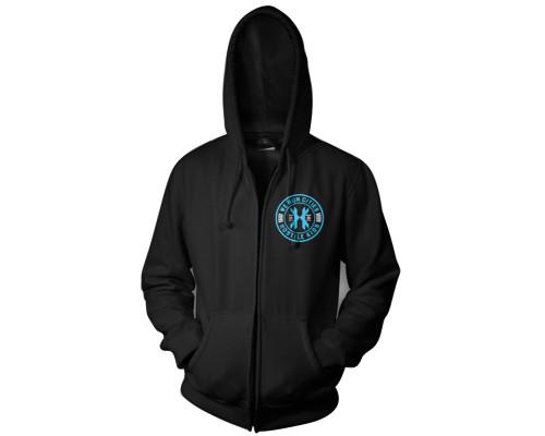 Empire Zip-Up Hooded Sweatshirt - ZE Rise