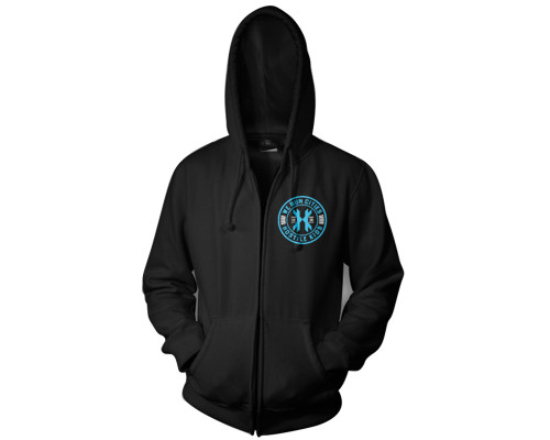 Empire Zip-Up Hooded Sweatshirt - ZE Rise
