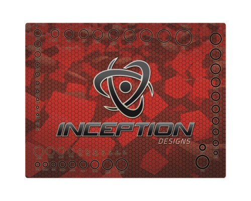 Inception Designs Gun Tech Repair Mat