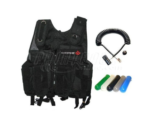 Tactical Vest Scenario Package