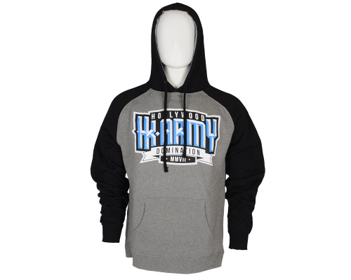 HK Army Hooded Pullover Sweatshirt - Royal