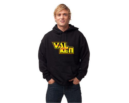 Valken Hooded Pull Over Sweatshirt - Broken