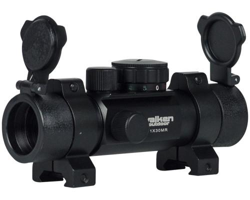 Valken Red Dot Sight 1x30MR Multi-Retical (73810)