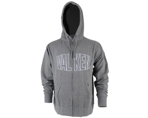 Valken Hooded Pull Over Sweatshirt - Pumped