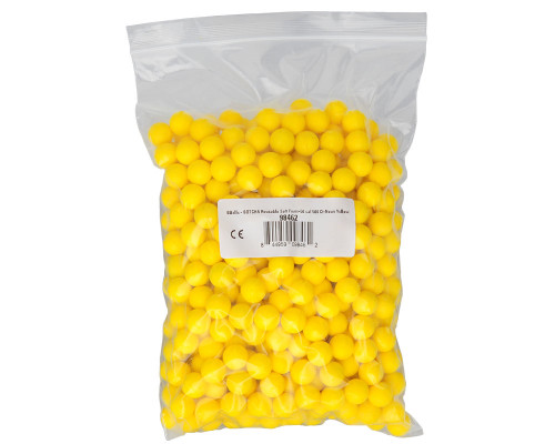 Valken Reusable .50 Caliber Rubber Paintballs - Gotcha -  500 Rounds