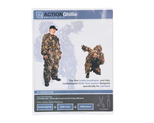 Special Ops Ghillie Suit (Complete)