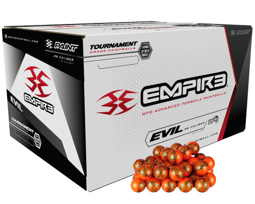 Ultra Evil Paintballs - 1,000 Rounds