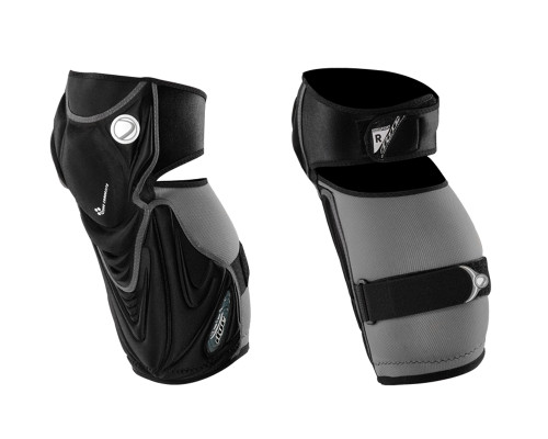 Dye Knee/Shin Pads - Black