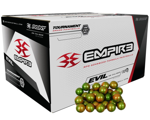 Ultra Evil Paintballs - 2,000 Rounds