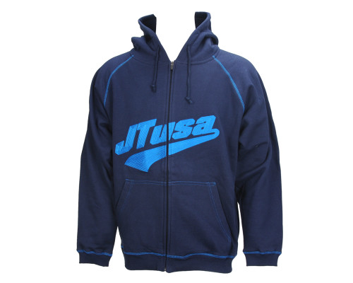 JT Hooded Pull Over Sweatshirt - Team