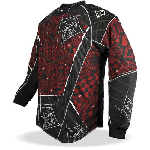 Planet Eclipse 2013 Elusion Paintball Jersey - Fire