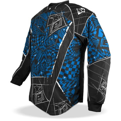 Planet Eclipse 2013 Elusion Paintball Jersey - Ice