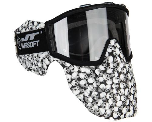 JT Airsoft Protective Goggles - Delta 2 (Skulls)