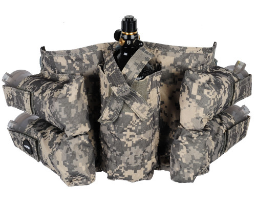 JT Paintball Harness - 4+1 (Digi Camo)