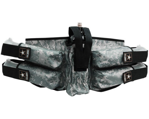 Tippmann Paintball Harness - 4+1 US Army Series (ACU)