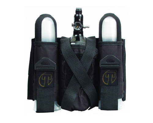 Tippmann Paintball Harness - 2+1 Sport Series (Black)