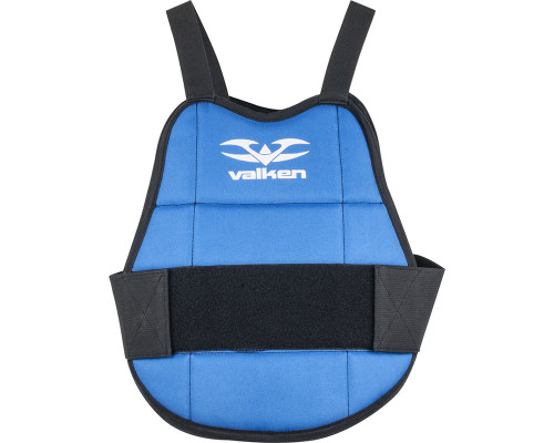 Valken Chest Protector - Reversible (Red & Blue)
