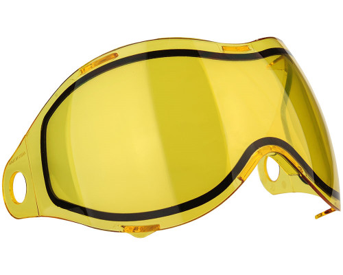 Tippmann Paintball Dual Pane Thermal Lens (Yellow) (22441)