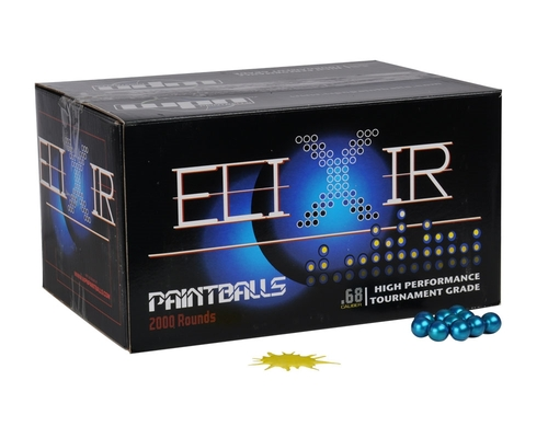 WPN Paintballs - Elixir - 500 Rounds