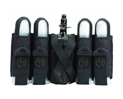 Tippmann Paintball Harness - 4+1 Sport Series (Black)