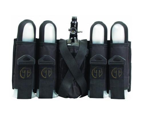 Tippmann Paintball Harness - 4+1 Sport Series (Black)