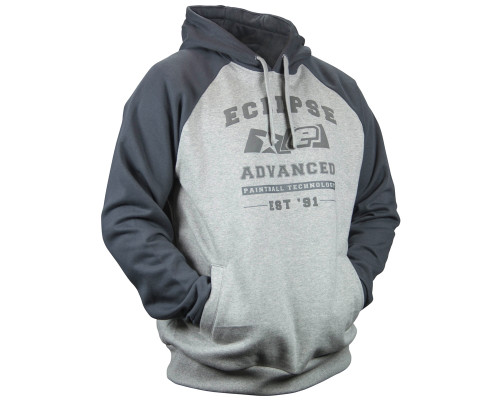 Planet Eclipse Hooded Pullover Sweatshirt - Campus