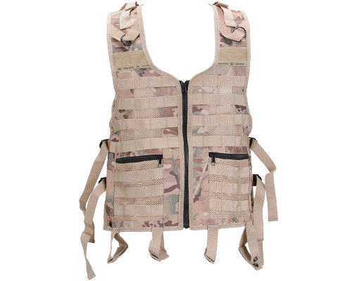 Empire Battle Vest THT Merc Paintball Vest - E-TACS