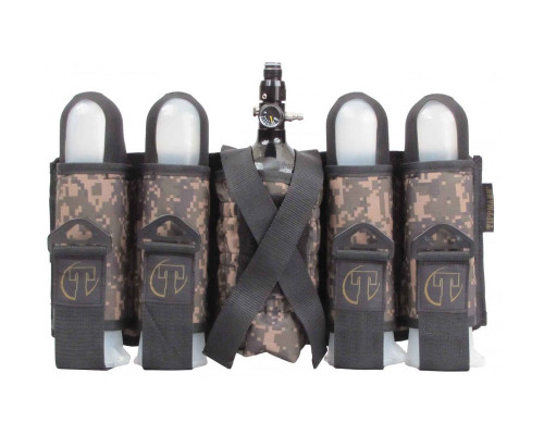 Tippmann Paintball Harness - 4+1 Sport Series (Camo)