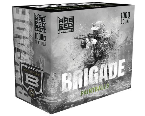 GI Sportz Brigade Paintballs - 1,000 Rounds (Mag Fed)