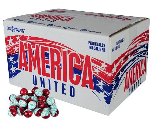 GI Sportz America United Paintballs