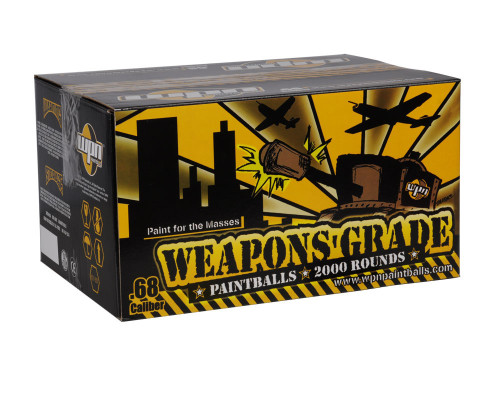 WPN Paintballs - Weapons Grade - 500 Rounds