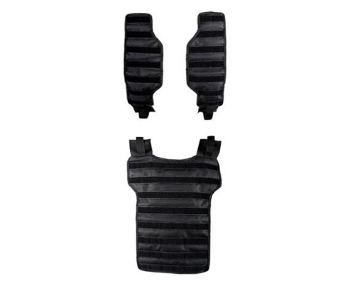 "NXe Extraktion Light Tactical Vest - ""Flank"" Style"