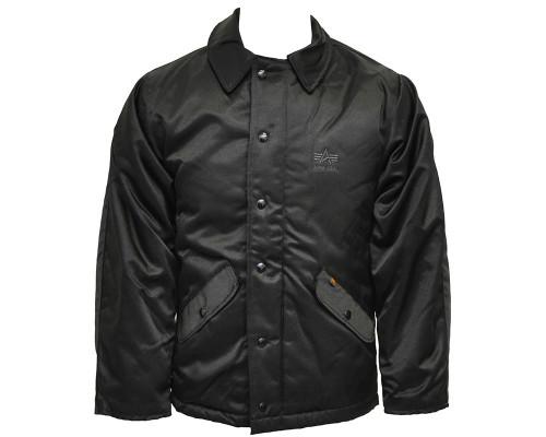 Alpha Industries Men's Casual Jacket - Deck