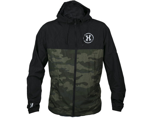 HK Army Men's Windbreaker Jacket - Slash
