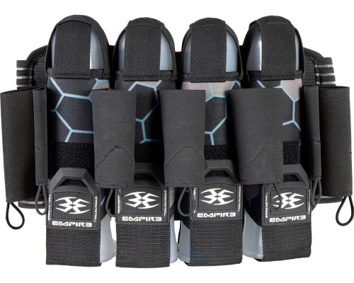 Empire Paintball Komodo Action Pack F8 Harness - 4 Plus 7