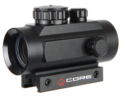 Warrior Red Dot Sight - 1x40mm