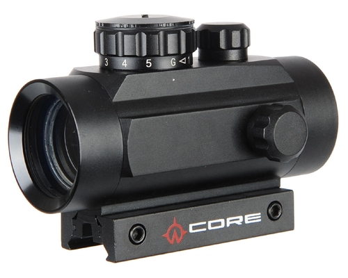 Warrior Red Dot Sight - 1x40mm