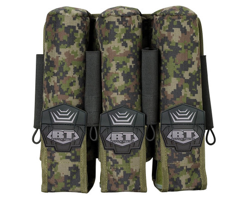 Empire Battle Tested 3+4 Paintball Harness - Woodland Digi