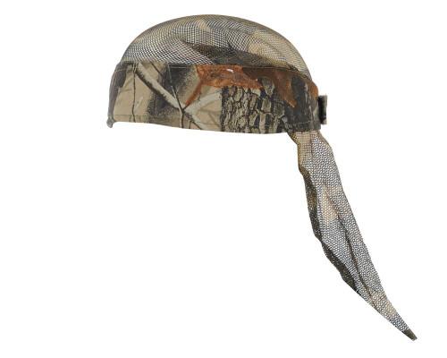 PB Fashion Headwrap w/ Mesh - Real Tree