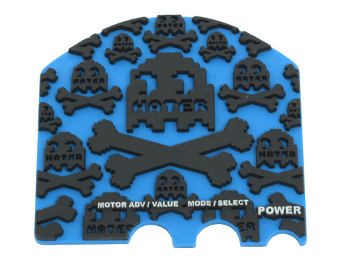 Hater Rubber Backplate for Empire Prophecy