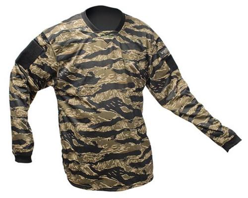 Valken V-TAC Echo Jersey - Tiger Stripe
